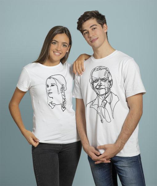 Greta Thunbergae & Joe Biden